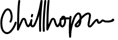 Preview image for Chillhop Font