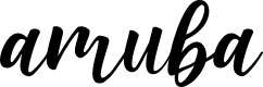 Preview image for amuba Font