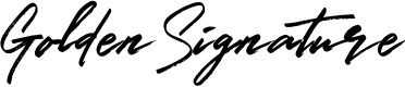 Preview image for GoldenSignature