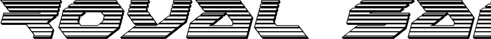 Preview image for Royal Samurai Chrome Italic