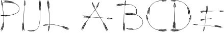 PIJL font