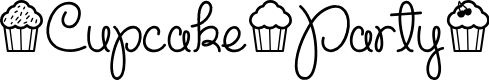 Preview image for Cupcake Party Demo