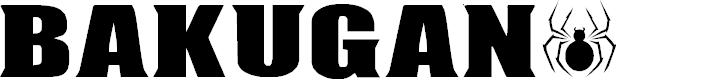 Preview image for BAKUGAN BRAWL Font