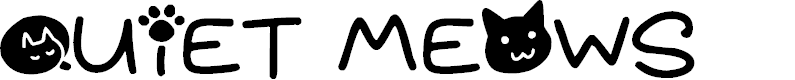 Preview image for Quiet Meows Font