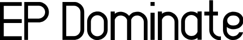 Preview image for EP Dominate Font