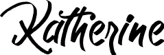Preview image for Katherine Font