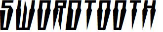 Swordtooth Semi-Italic