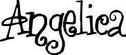 Preview image for Angelica Font