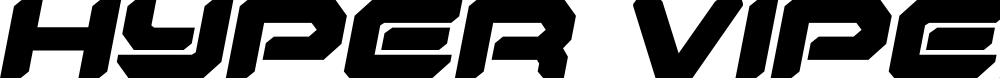 Preview image for Hyper Viper Semi-Italic