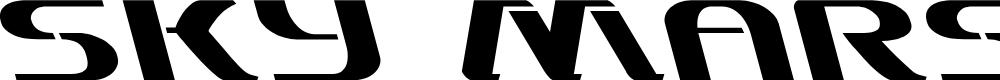 Preview image for Sky Marshal Leftalic Italic