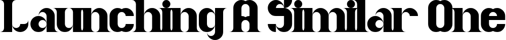 Preview image for LASO Serif Regular Font