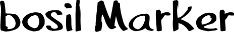 bosil Marker