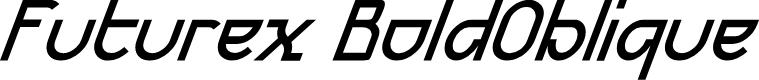 Preview image for Futurex BoldOblique