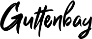 Preview image for Guttenbay Font