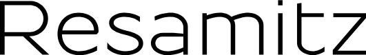 Preview image for Resamitz Font