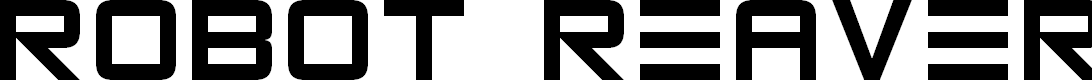 Preview image for Robot Reavers Italic