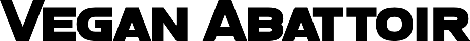 Preview image for Vegan Abattoir Font