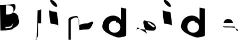 Preview image for Blindside Font
