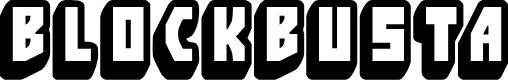 Preview image for FT Blockbusta Font