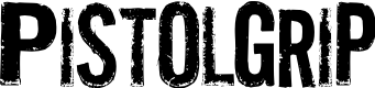 Preview image for Pistolgrip Font