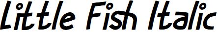 Little Fish Italic