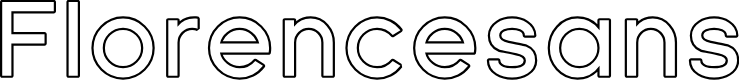 Preview image for Florencesans Outline