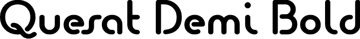 Preview image for Quesat Demi Bold Demo