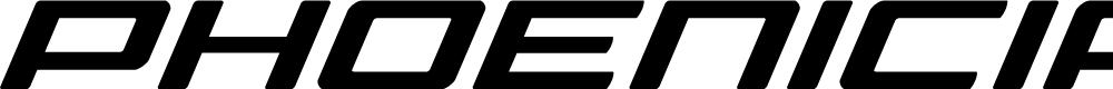 Preview image for Phoenicia Super-Italic Italic