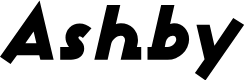 Preview image for Ashby Black Italic