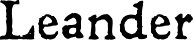 Preview image for Leander Font