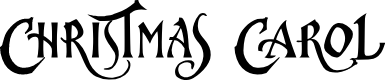 Preview image for ChristmasCarol Font
