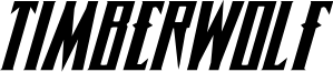 Timberwolf Expanded Italic
