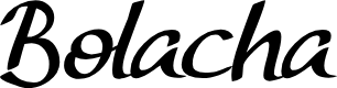 Preview image for Bolacha Font