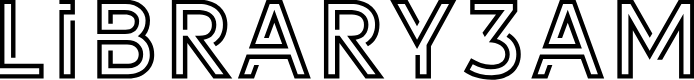 Preview image for LIBRARY3AM Font