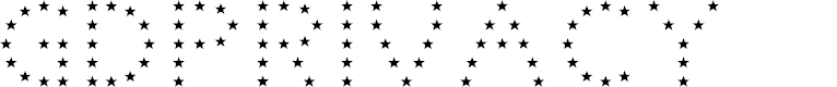 Preview image for GDPR IVACY Font