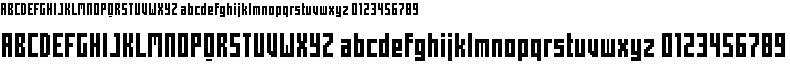 Preview image for Mecha Condensed Bold