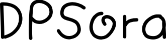 Preview image for DPSora Font