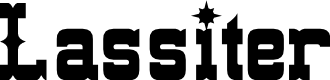 Preview image for Lassiter Font