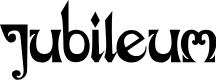 Preview image for DKJubileum Font