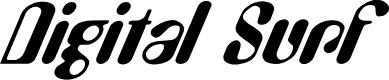 Preview image for DigitalSurf Font