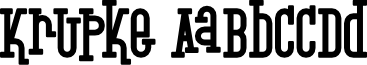 Krupke