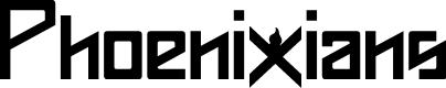 Preview image for Phoenixians Font