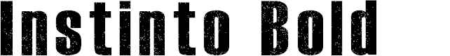 Preview image for Instinto Bold Font