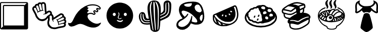 Noto Emoji