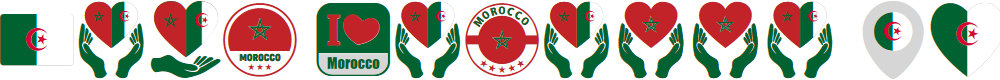 Preview image for Font Morocco Algeria Font