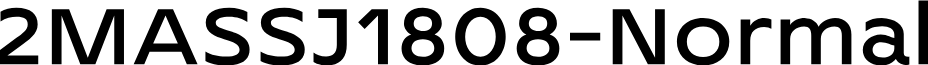 2MASSJ1808-Normal