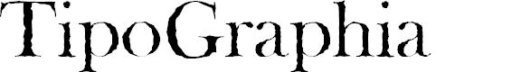 Preview image for Tipo GraphiaMedium Font