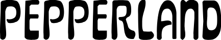 Preview image for Pepperland Font