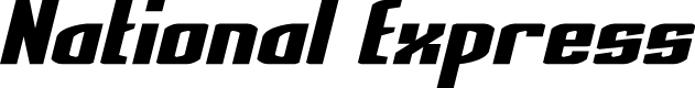 Preview image for National Express Semi-Italic