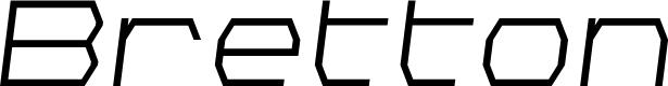 Preview image for Bretton Semi-Italic